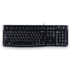 Logitech K120 Sleek Looks USB Bangla Keyboard