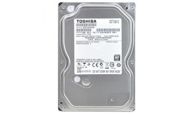Toshiba 2TB Sata Desktop Hard Disk