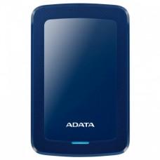 Adata HV300 1TB Black Slim External HDD