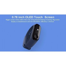 Mi Band 3 OLED Smart Fitness Wristband