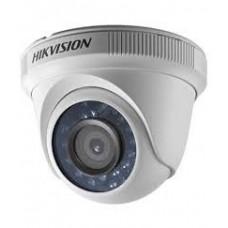 HikVision DS-2CE56C0T(N)-IR (1.0MP) Turbo HD720P (20m) Indoor IR Dome CC Camera